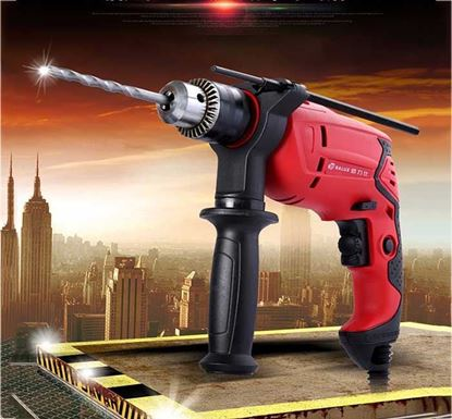 Multi-Functional Electric Drill Machine