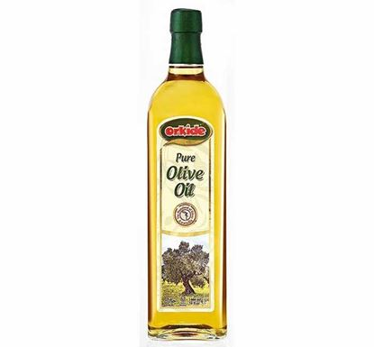 Orkide Pure Olive Oil 100ml Glass Bottle