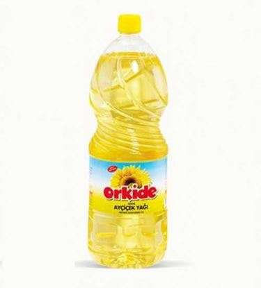 Orkide Refined Sunflower Oil 1L