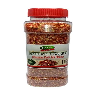 Red Chili Flakes 175gm