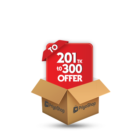 Picture for category 201 to 300 Tk Offer