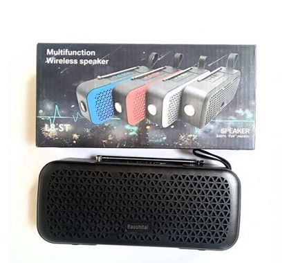 L8-ST Bluetooth Speaker with Torch Light