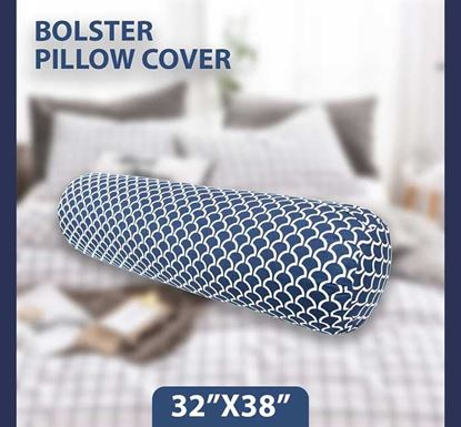 Bolster Pillow Cover 32 x 38 Inch – 77618