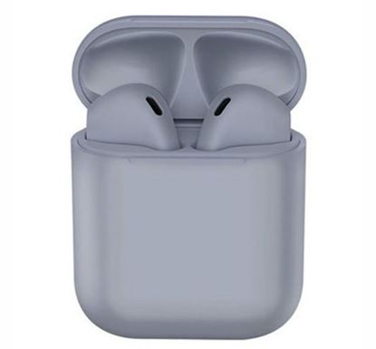 IPods 12 TWS Bluetooth 5.0 Wireless Earphones With Charging Power Box