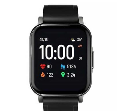 Haylou LS02 Touch Screen Smart Watch