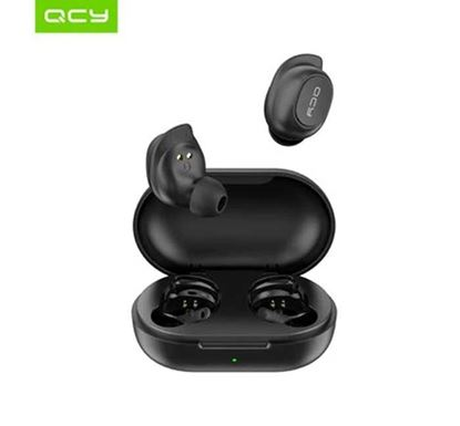 QCY T9S Wireless 5.0 Bluetooth Earbuds with Mic