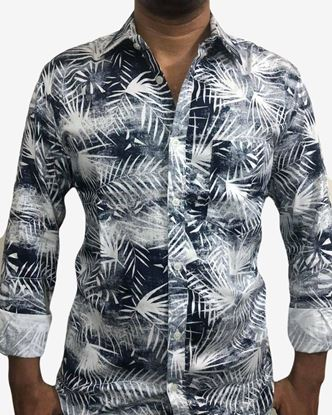 Picture of Full Sleeve Casual Shirt for Men - RF56