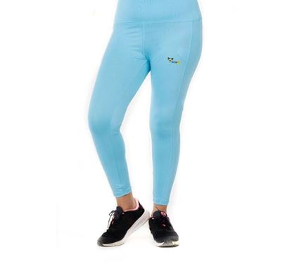 Polyester Yoga Pant for Women - WYPC01 SK