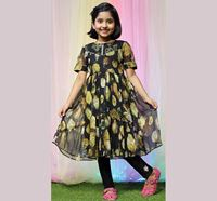 Long Frock for Baby Girl - DB1202B