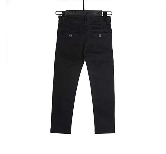 Easy Fit Chino Pant for Boys BLK - CHINO 76KB