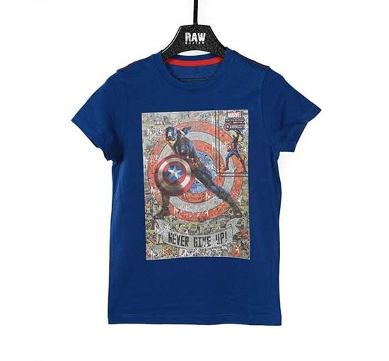 Casual Fit T-shirt for Boys - RN-SS1714KTS