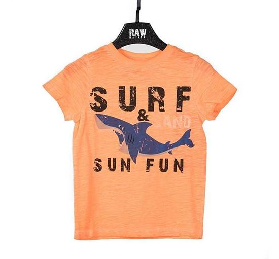 Casual Fit T-shirt for Boys - RN-SS1711KTS