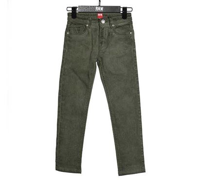 Regular Fit Chino Pant for Boys - RN-5PKT-25KB