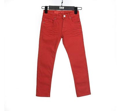 Easy Fit Chino Pant for Boys - RN-AW16-T2KB