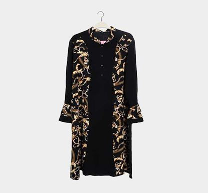 Viscose Georgette Tops for Women T-105