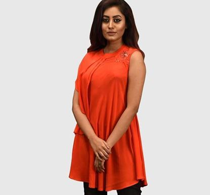 Kay Kraft YOUNGKAY Embroidered Tops for Women - YL-TOPS-111