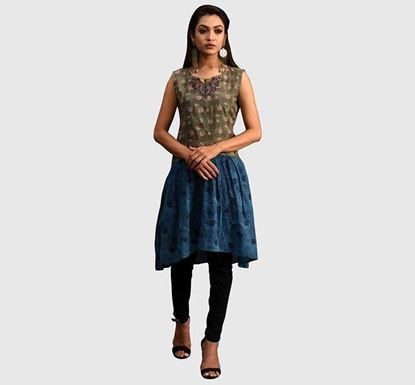 Kay Kraft YOUNGKAY Embroidered & Printed Tops YL-WK-346