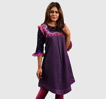 Kay Kraft YOUNGKAY Cotton Embroidered Tops YL-WK-370