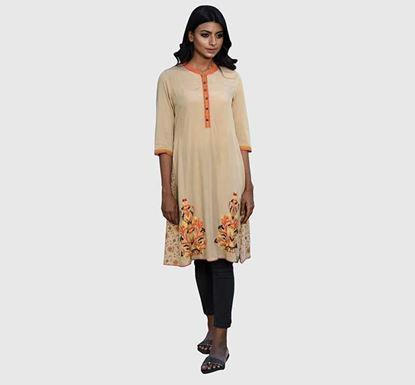 Kay Kraft YOUNGKAY Printed & Embroidered Tops YL-WK-374