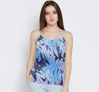 All Over Printed Tank Top for Women SAEC-11