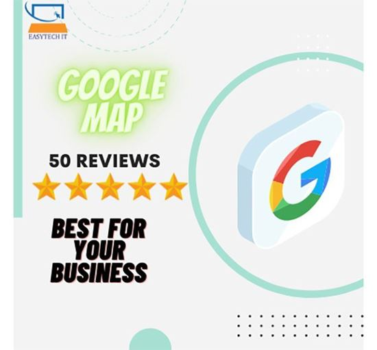 Google Maps 50 Ratings Plus Comments Google Business Review Package