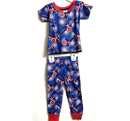 Half Sleeve T-shirt with Pant Dress Set for Kids PS-502