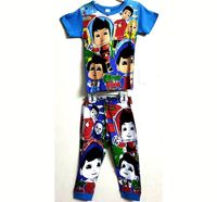 Half Sleeve T-shirt with Pant Dress Set for Kids PS-506