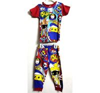 Half Sleeve T-shirt with Pant Dress Set for Kids PS-507
