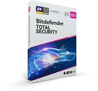 Bitdefender Total Security 2020 5 Devices 3 Months