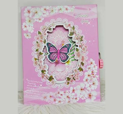 Paper Diary for Kids TR-1581