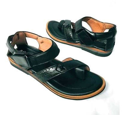 Casual Leather Sandal for Men BSX2