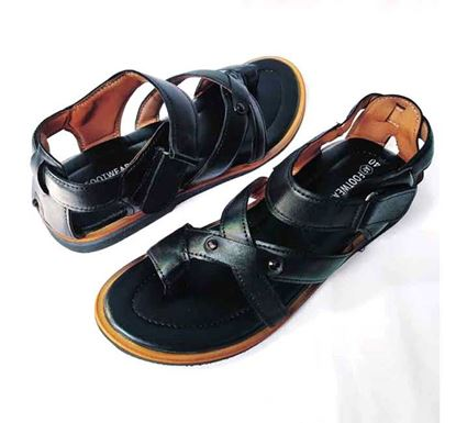 Casual Leather Sandal for Men BSZ1