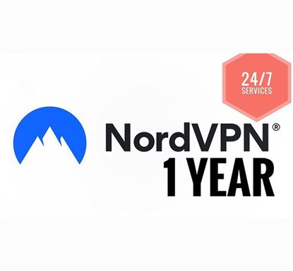 Nord VPN Premium 1 Year Subscriptions (2 Devices)