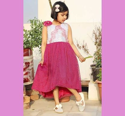 Party Frock for Girls - DB1172M