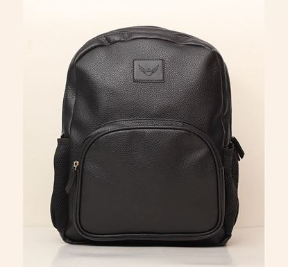 Leather Backpack RB-122