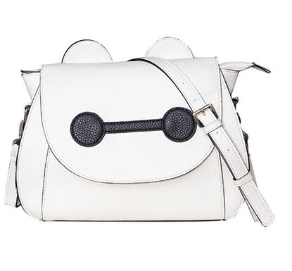 Leather Sling Bag for Ladies RB-314 WHIT