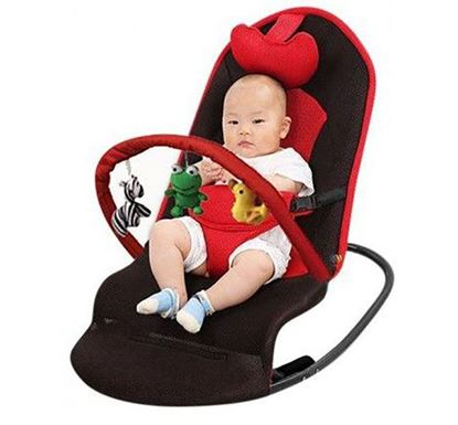 Premium Baby Rocking Chair With Stand