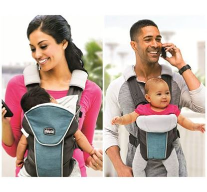 Chicco Ultra Soft 2-Way Carrier Bag