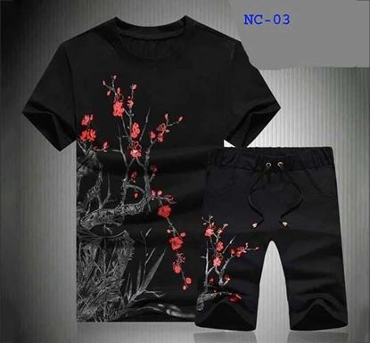 Exclusive T-shit & Pant Combo for Men NC-3