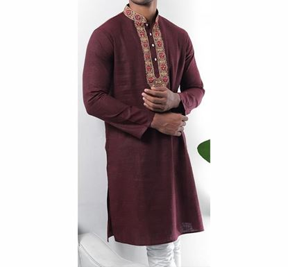 Hand Crafted Indian Punjabi for Men - QG A