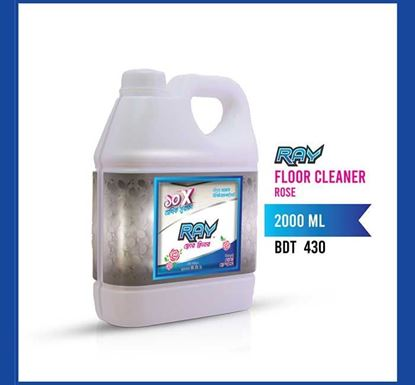 RAY Floor Cleaner (Rose) 2L