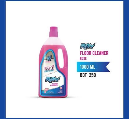 RAY Floor Cleaner (Rose) – 1L