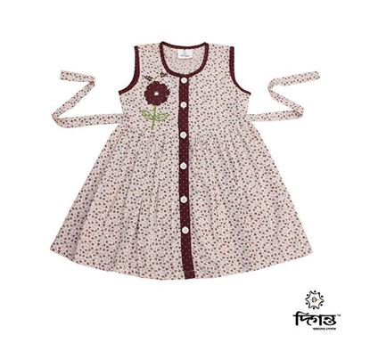 Diganta Cotton Frock for Baby Girl SF-539