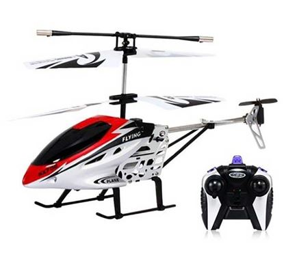 Remote Control RC Helicopter with Charger