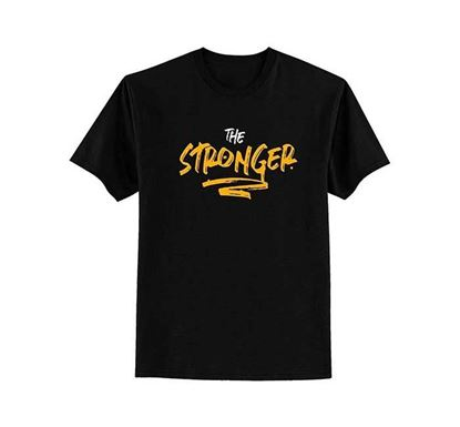 The Stronger Half Sleeve T-shirt for Men – TOS106