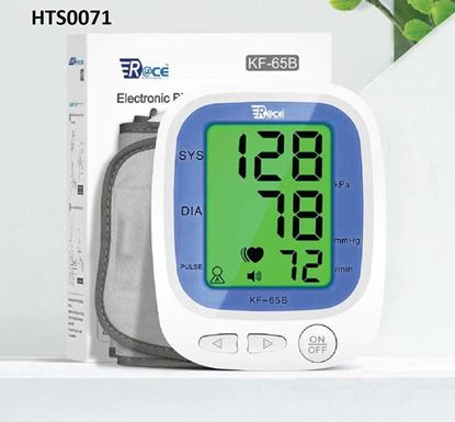 Electronic Blood Pressure Monitor - HTS0071