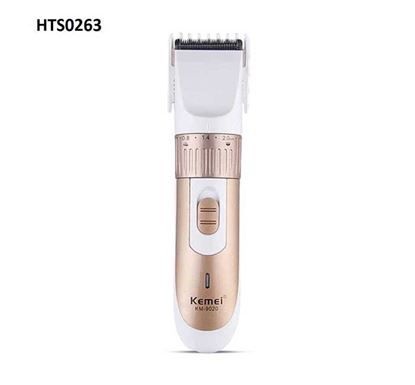 Kemei KM-9020 Rechargeable Hair Trimmer - HTS0263