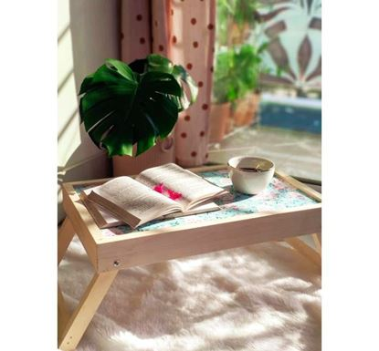 Wooden Foldable Table Woody EL07