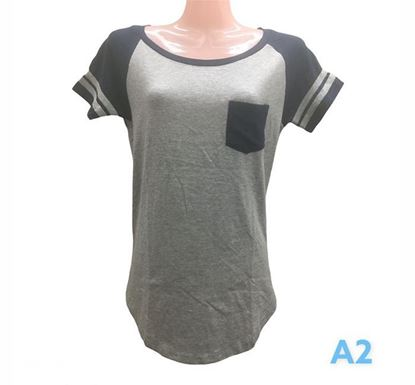 Half Sleeve T-shirt for Ladies – A2