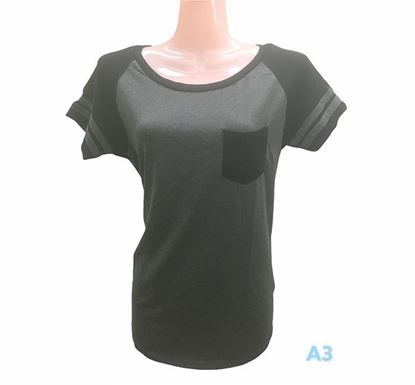 Half Sleeve T-shirt for Ladies – A3